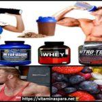 Vitaminas para el Gimnasio o Gym los Mejores Suplementos