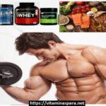 Vitaminas Para Aumentar la Masa Muscular Rápidamente